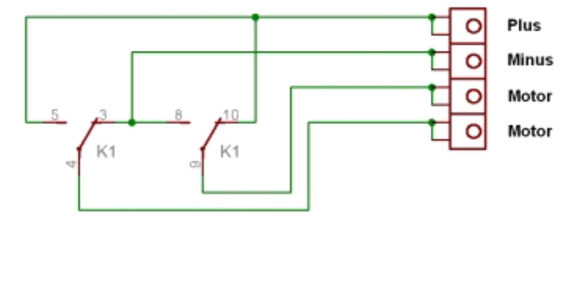 Abgeschlossen: Schranktür öffnen/schließen mittels Linearmotor ...