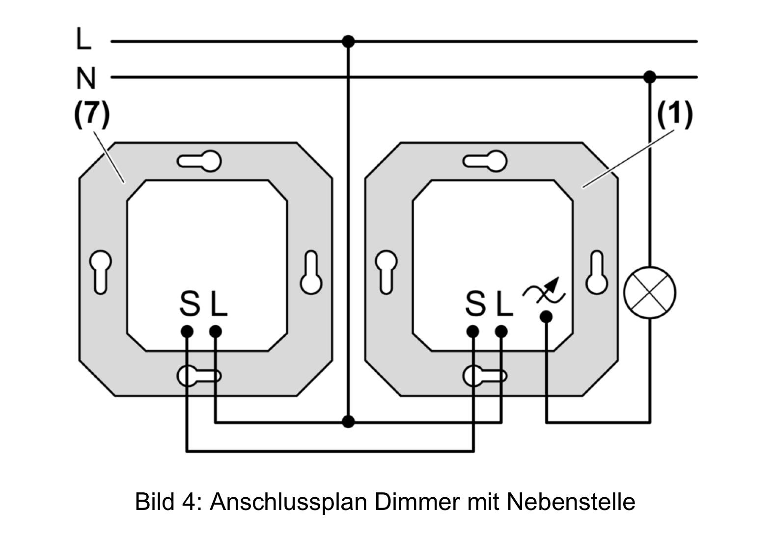 Fantastisch Verkabelung Eines 3 Wege Dimmer Schaltdiagramms Galerie ...