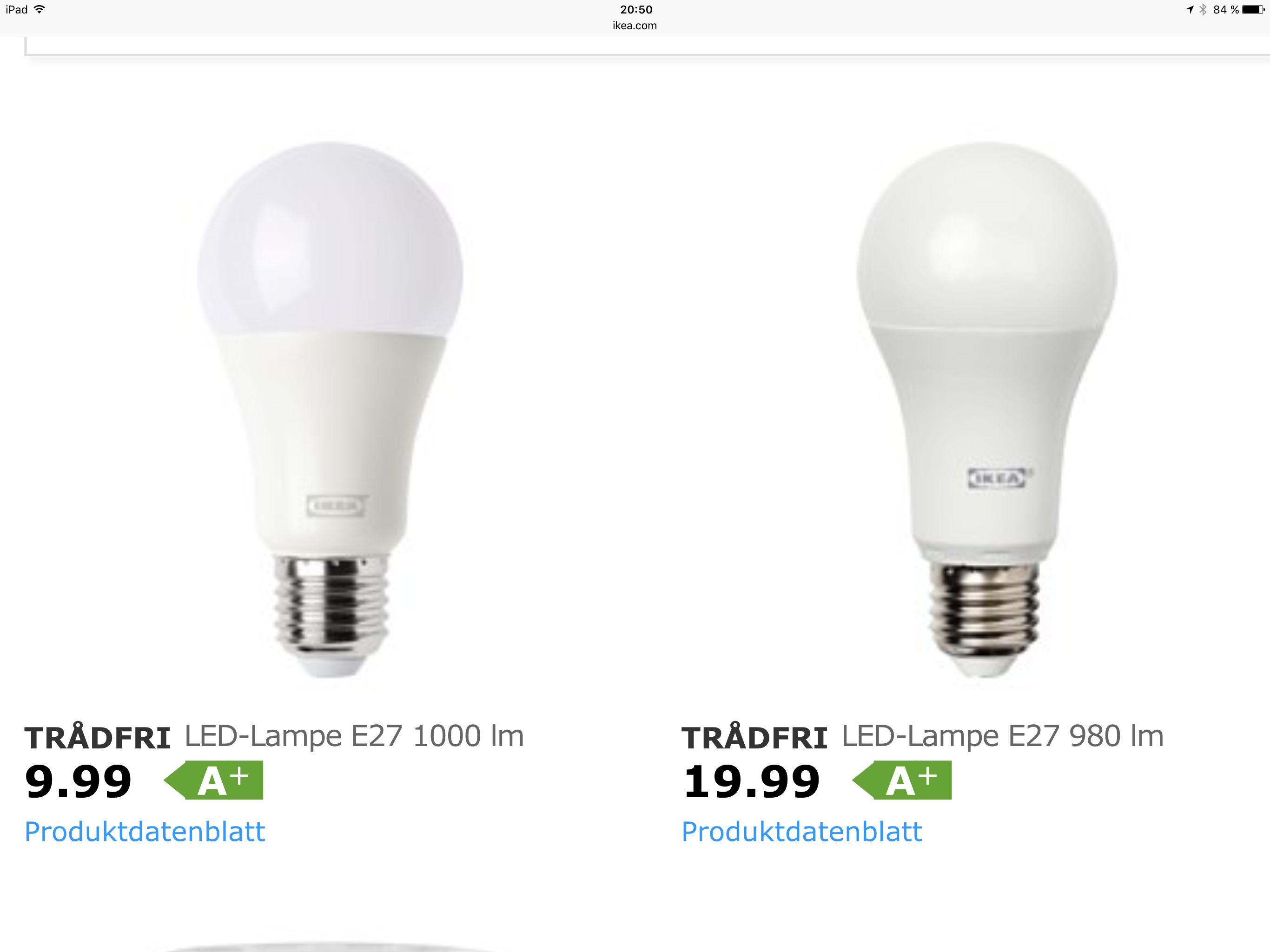 ikea bringt zigbee lampen smart home welt homee. Black Bedroom Furniture Sets. Home Design Ideas