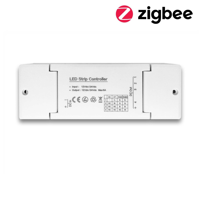 4 Kanal Dimmer Controller Treiber Dimmaktor Zigbee Ger T