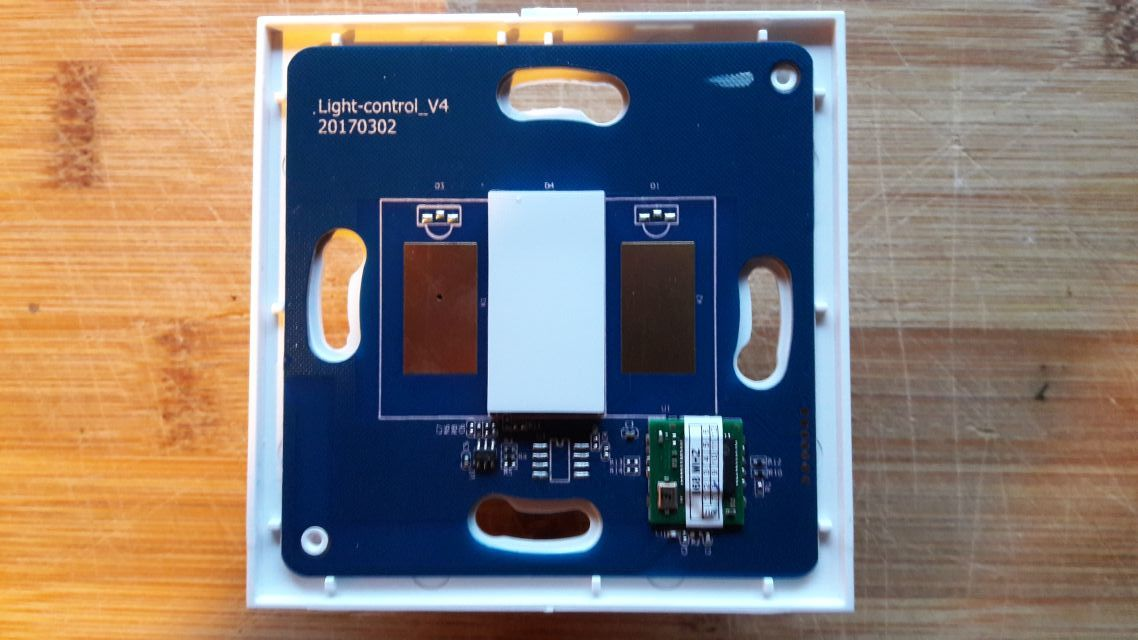 NEO COOLCAM NAS-SC01Z Z-Wave Wand Lichtschalter - Smart Home Welt ...